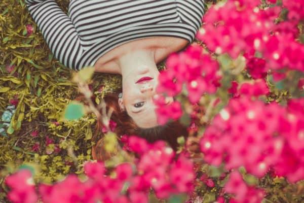 Das Glückshormon Serotonin hat im Frühling seine Blütezeit.