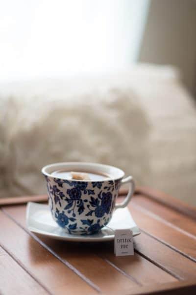 Teemischungen sollten möglichst in Bio-Qualität gekauft werden, da sich sonst auch dort viele Giftstoffe verstecken können.