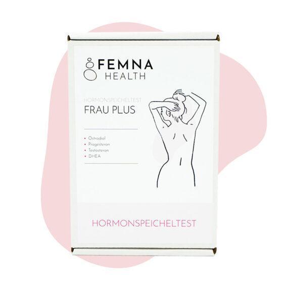 Hormontest Frau FEMNA