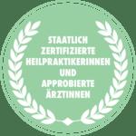 Zertifizierte Heilpraktikerinnen